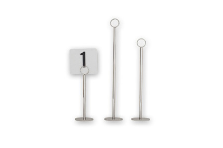 TABLE NUMBERSTAND