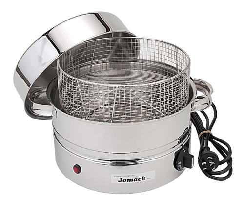 STEAM COOKER