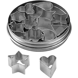 BISCUIT CUTTER SET-ASPIC