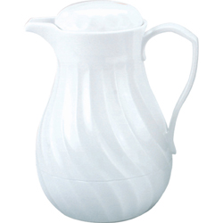 CONNOISERVE Insulated Jug 2 lt White
