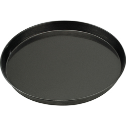 PIZZA PAN - BLUE STEEL 24cm