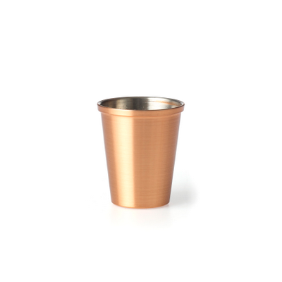 SHOT CUP/SAUCE CUP 60ml-COPPER