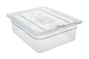 CAMBRO 1/2 CLEAR LID