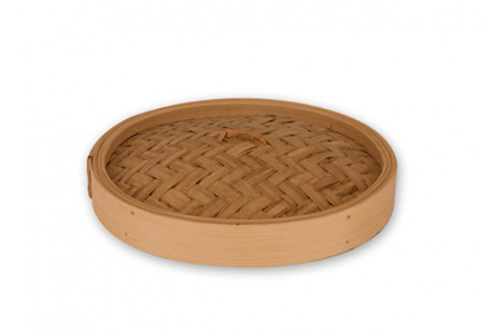 BAMBOO STEAM COVER-23cm