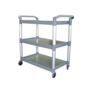 TROLLEY - 3 TIER GREY