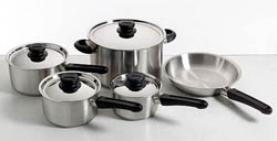 5 PIECE SAUCEPAN SET