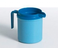 INSULATED BEVERAGE POURER-BLUE