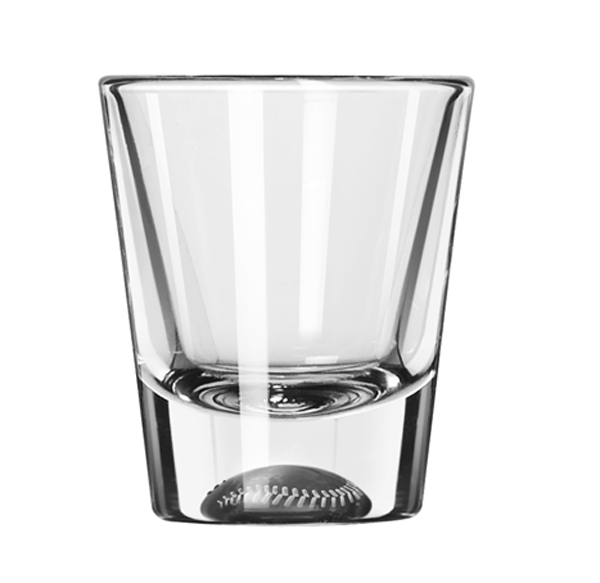 ACRYLIC SHOT GLASS 30ML