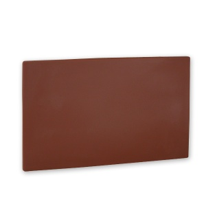 CUTTING BOARD-BROWN 508X381mm