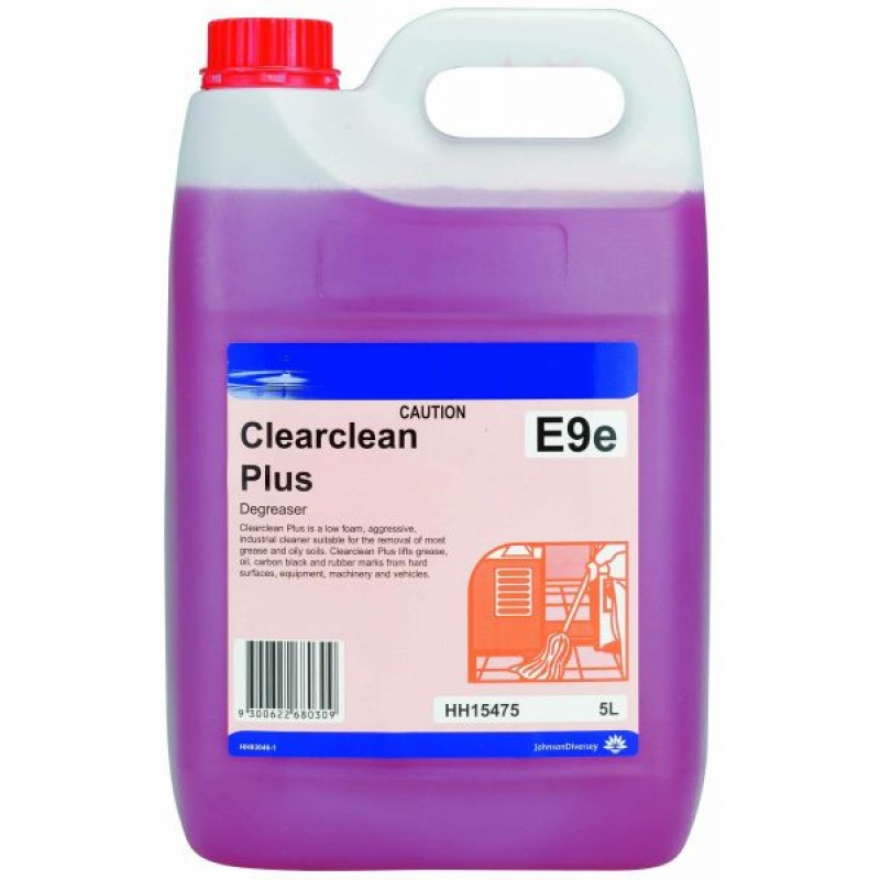 CLEARCLEAN PLUS 5LT