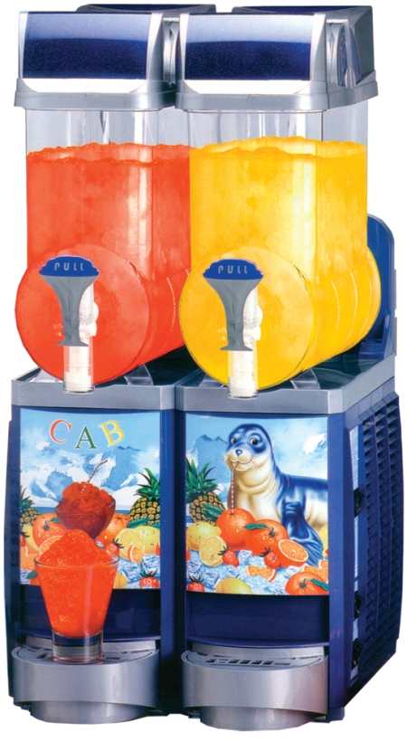 FABY-2 SLUSHY/GRANITA MACHINE