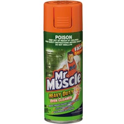 MR.MUSCLE OVEN CLEANER