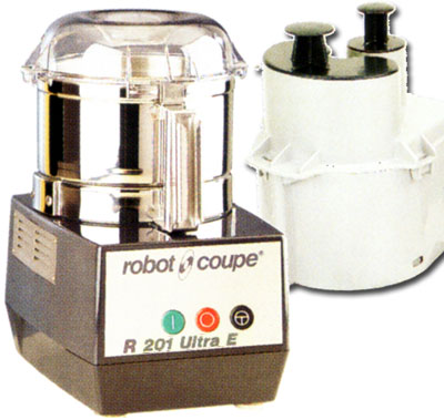 ROBOT COUPE R201 FOOD PROCESSOR