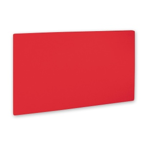 CUTTING BOARD-RED 610X457mm