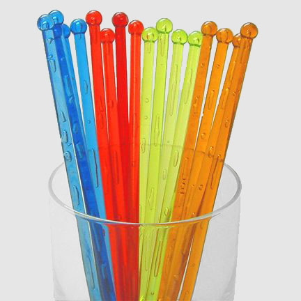 PLAIN SWIZZLE STICKS