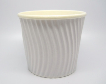 RIPPLE CUP 4oz-WHITE