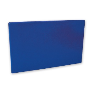 CUTTING BOARD-BLUE 457X305mm
