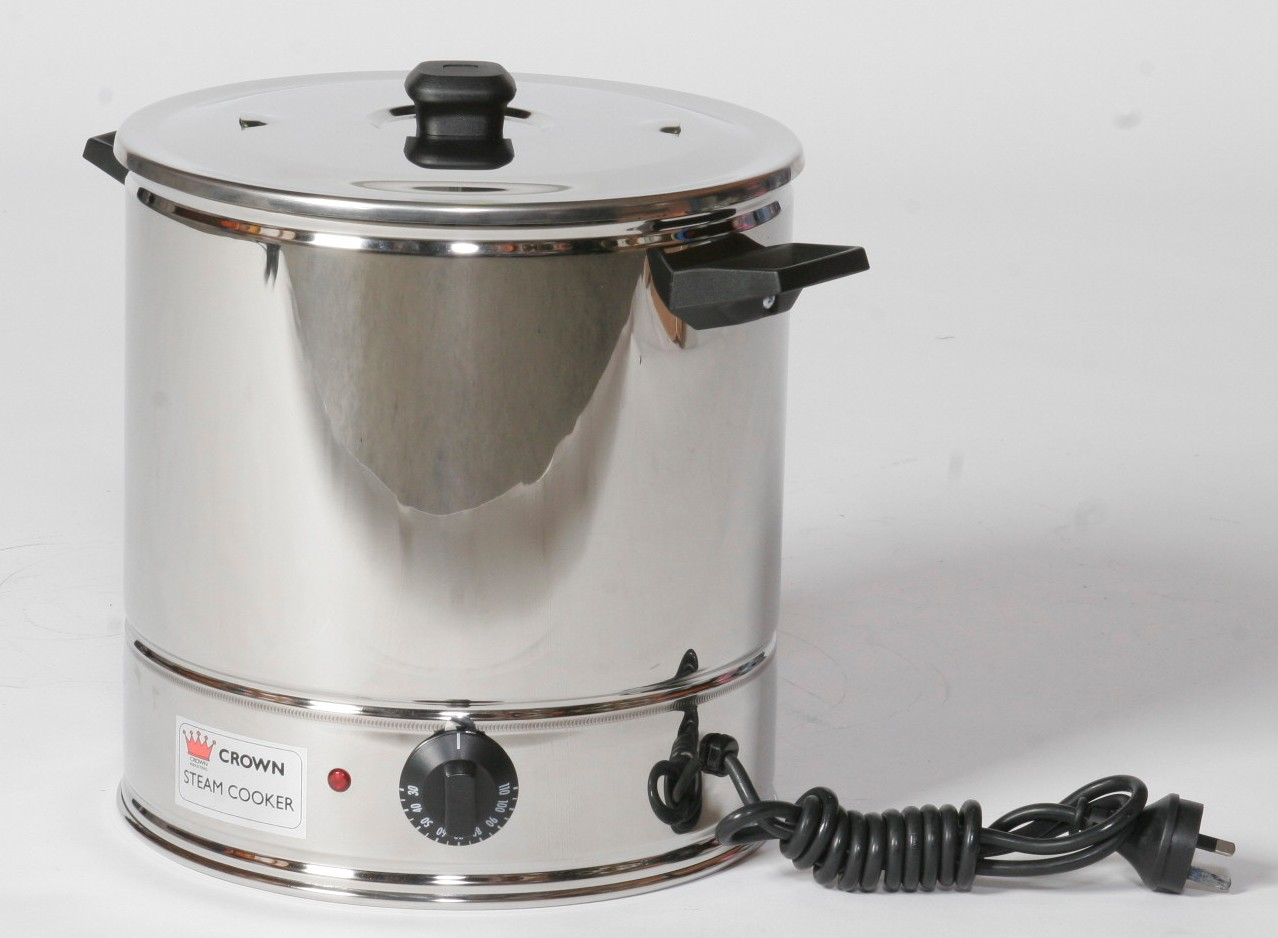 CROWN STEAM COOKER