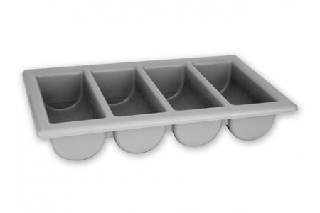CUTLERY BOX - 4 COMPARTMENT