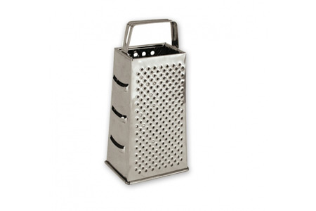 GRATER-4 SIDED S/S
