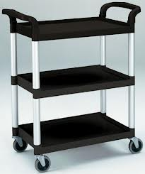 CAMBRO TROLLEY-BLACK