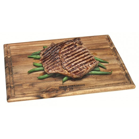 PEER SORENSEN WOODEN STEAK BOARD 30x25